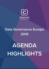 Data Governance Europe 2019